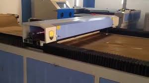 jq1630 auto feeding laser cut coffin interior with speed 400mm s