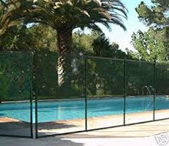amazon com classic guard swimming pool fence child safety pool