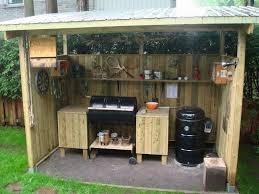 Building A Backyard Shed by Best 20 Bbq Cover Ideas On Pinterest Outdoor Grill Area Grill