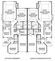 winsome design floor plan duplex 10 on modern decor ideas house