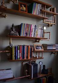 Rotating Bookcases How To Select And Decorate With An Industrial Bookcase