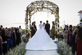 Wedding Pictures The Best Destination Weddings In Vogue Vogue