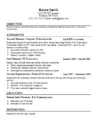 Free Resumes Templates For Microsoft Word Free Resume Templates 6 Microsoft Word Doc Professional And