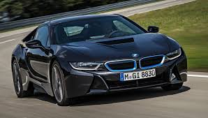 2018 bmw i8 to bring more power wireless charging roadster