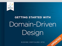java resume sample dzone java domain driven design