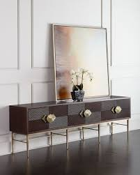 mirrored chests u0026 living room cabinets at neiman marcus horchow