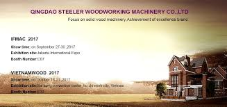 Woodworking Machinery Show by Qingdao Steeler Woodworking Machinery Co Ltd Polishing