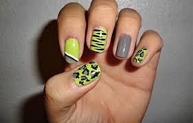 nail art for short natural nails nail art ideas