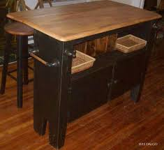 kitchen island with drop leaf hickory wood glass panel door kitchen island drop leaf