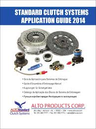 al to standard clutch catalog clutch transmission mechanics