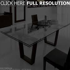 20 ways to glass extension dining table