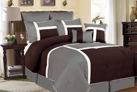 bedding set pink comforter awesome plain grey bedding heathered
