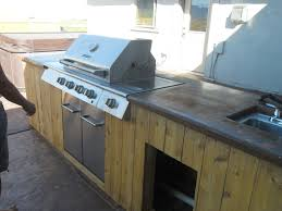 Outdoor Kitchen Countertops by Concrete Outdoor Kitchen Concrete Screed Screedright Pro