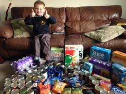 4 year boy birthday present big hearted 4 year asks for