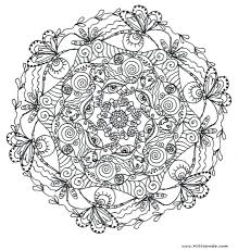 Printable Abstract Coloring Pages For Adults 17 Amazing Buddhist Buddhist Coloring Pages