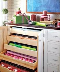 wrapping station ideas gift wrapping station i would to this i ve always