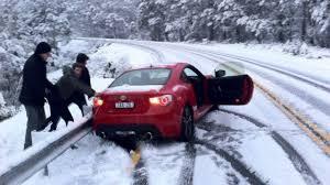 us winter car crash snow fails compilation 2017 youtube