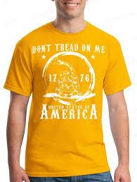 Gadsden Flag History 1776 Don U0027t Tread On Me T Shirt Gadsden Flag United States Shirts