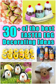 30 of the best easter egg decorating ideas living guide