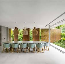 modern tropical minimalist house by studio mk27 interiorzine