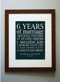 6th anniversary gifts for him 6th wedding anniversary gift ideas for him wedding definition ideas