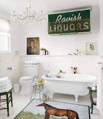 vintage and retro green bathroom ideas additionally vintage