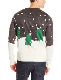 3 santas men u0027s touch my elf ugly christmas sweater at amazon men u0027s