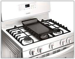 Thermador Cooktop With Griddle Kitchen Gas Ranges With Grills Stove Top Griddles Thermador For