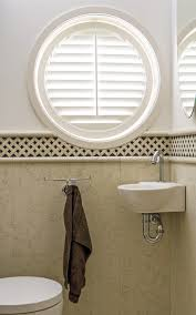 Awkwardly Shaped Bathrooms Designs Special Shape Window Shutters Blinds For Unusual Shaped Windows Uk