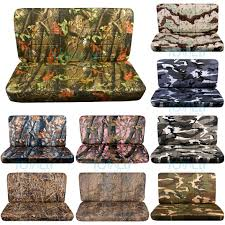 Camo Truck Accessories For Ford Ranger - camouflage bench seat covers for car truck van suv 60 40 40 20 40