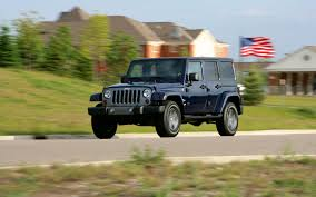 jeep american flag military inspired 2012 jeep wrangler freedom edition unveiled