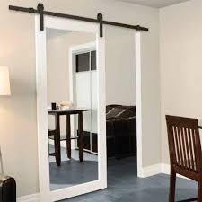 Ikea Barn Door by Exellent Sliding Mirror Closet Doors Makeover Door Makeovers And