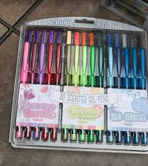 scented writing paper fun and hot back to school supplies for 2017 enter win 30 scented gel pens