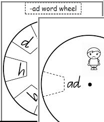 cvc word wheels u2022 over 50 word families u2022 keepkidsreading