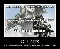 Titanfall Meme - ideal warhammer imperial guard wallpaper image titanfall know your