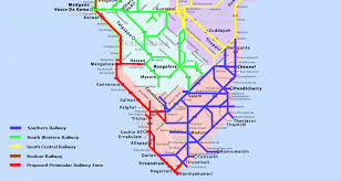 South India Map by Kerala U0027s Argument For A Peninsular Railway Zone U2013 24 Coaches