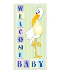 stork baby shower decorations baby shower decoration ideas
