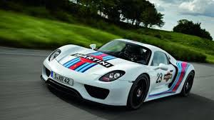 porsche supercar porsche 918 spyder production version to have 875 bhp report