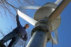 Backyard Wind Power Laws Murky In Battle Over Wind Power Startribune Com