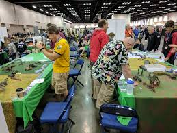 How To Play War by Other Events At Gencon 2017