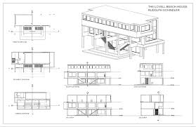 lovell beach house site plan house and home design