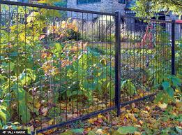 ornamental wire fence from hoover fence