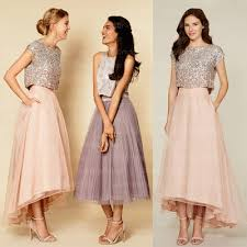 bridesmaid gowns 2 pieces bridesmaid dresses sleeve blush pink bridesmaid
