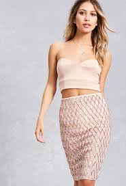 sequin skirt sheer mesh sequin skirt forever 21 2000204020