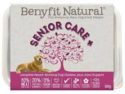benyfit natural frozen healthy natural raw dog food store in uk