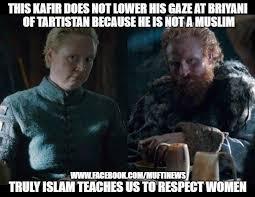 Muslim Man Meme - muzzfeed game of thrones is pushing an islamic agenda mufti news