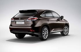 lexus japan toyota to import more suvs from japan canada on u s demand photo