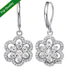 nickel free white gold wholesale nickel free white gold plated hoops earrings circle