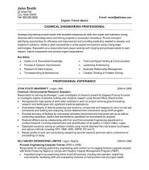 Chemical Engineer Resume Template Download Chemical Engineer Resume Haadyaooverbayresort Com