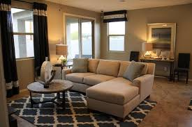 modern carpet design for contemporary family room decorating ideas